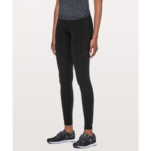 "Lululemon Speed Up Tight 28"" Full-On Luxtreme"